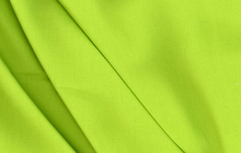 Lime Cotton Linen Fabric
