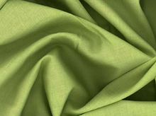 Lime Green Cotton Voile Fabric
