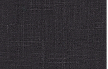 Linen Rayon Home Decor Fabric Black