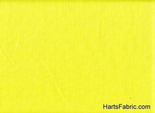 Linnen Broadcloth Honeydew Yellow
