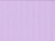 Little Stripe Cotton Purple
