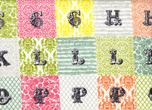Love Notes Letters Cotton