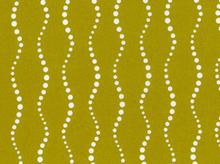 Lucky Penny Dotty Wave Cotton Olive