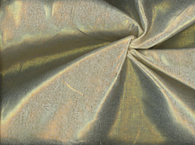 Metallic Linen Gold