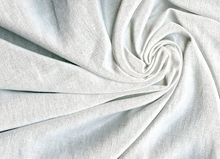 Metallic Linen Shine white