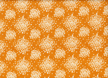 Mint to Be Splotch Dot Cotton Orange
