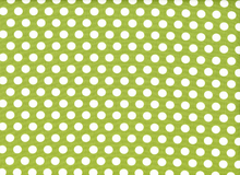 Moda April Showers Dots Cotton Leaf