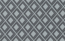 Moda Diamond Print Graphite Grey
