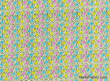 Moda Fabric Braided Dots Pastel