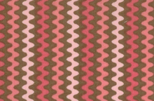 Moda Modern Workshop Red Ric Rac Stripes Fabric by oliver & S