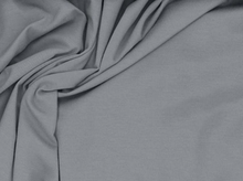 Modal Spandex Fashion Knit Fabric Grey