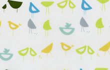 Monaluna Havana Little Birds Organic Cotton Blue