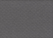 Mosaic Quilted Double Knit Fabric Grey