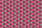 Mulberry Honeycomb Check Canvas Fabric by Joel Dewberry