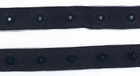 Navy Snap Tape