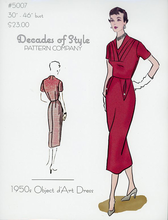Object d'Art Dress #5007
