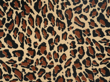 Oilcloth Fabric Jaguar Natural