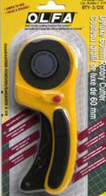 OLFA Delux 45mm Rotary Blade Cutter Trimmer