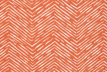 Orange Home D�cor Fabric