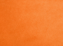 Orange Minky Solid