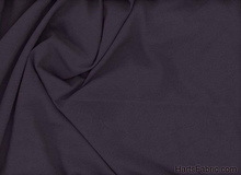 Organic Cotton Jersey Knit Fabric Dark Plum