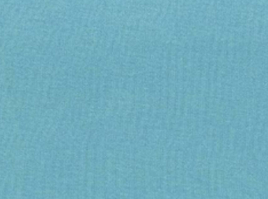 100% Organic  Knit Fabric Turquoise
