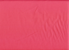 Organic Cotton Twill Coral