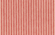 Organic Fabric Cotton and Hemp Red Stripe