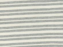 Patterned Stripe Knit Grey and White