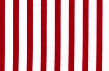 Pimatex Basics Fabric Stripes Red