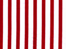 Pimatex Basics Stripes Cotton Red
