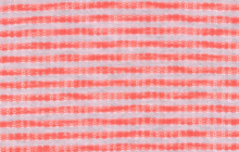 Pink Stripe Pointelle Knit