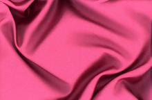 Pink Tahari Satin Fabric
