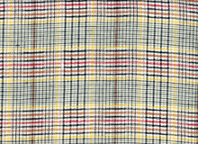 Plaid Linen Yellow