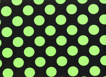 Polkadot Swimwear Lime