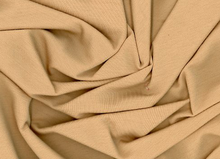Ponte Knit Fabric Nude