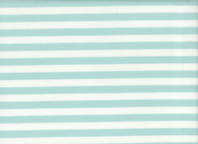 Ponte Stripe Mint