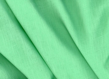 Portofino Linen Fabric Mint Green