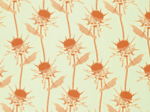 Anna Maria Horner Pretty Potent Thistle Voile Tangerine