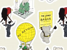 Babar's Trip Cotton Cream
