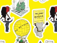 Babar's Trip Cotton Yellow