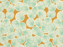 Joel Dewberry Botanique Lily Pads Cotton Butter