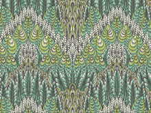 Tula Pink Fox Field Botanica Cotton Shade