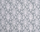 Premier Prints Raji Cotton Cool Grey