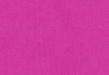 Pure Organic Cotton Solid BRIGHT PINK