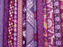 Purple Quilting Fabrics