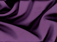 Purple Tahari Satin Fabric