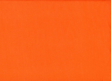 Rayon Challis Solid Orange