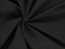 Rayon Voile Black