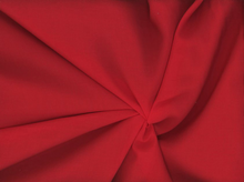 Rayon Voile Red
